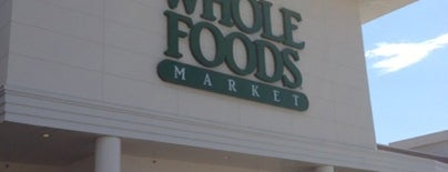 Whole Foods Market is one of Vegetarian and Veggie Friendly.