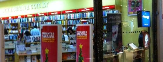 Saraiva MegaStore is one of Quero trabalhar aqui!.