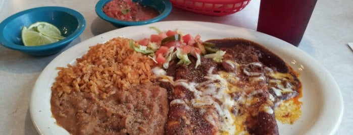 Chuy's is one of houston nothing.