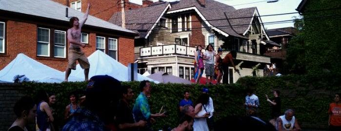 2012 Hessler Street Fair is one of Best of Cleveland Festivals.