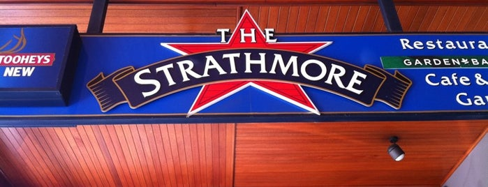 The Strathmore Hotel is one of Adelaide's Best Burgers.