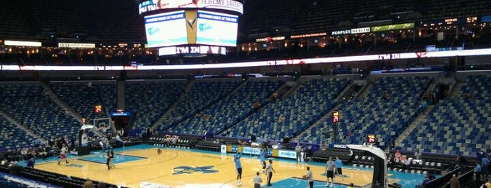 Smoothie King Center is one of Great Sport Locations Across United States.