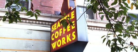 Seattle Coffee Works is one of Rata's Seattle Coffee Trip - A Coffee Crawl!.