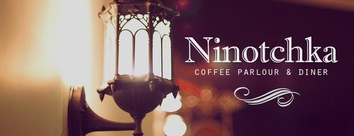 Ninotchka Coffee Parlour & Diner is one of Jakarta Food Dictionary.