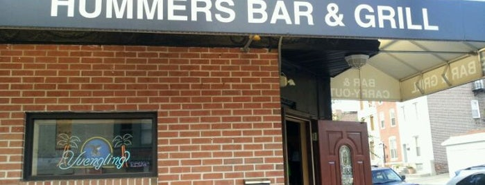 Hummers Bar & Grill is one of Canton Restaurants, Bars, and Taverns.