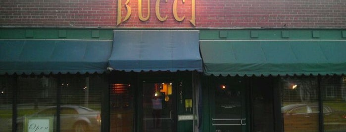 Bucci is one of The Best Italian Restaurants in Metro Detroit.