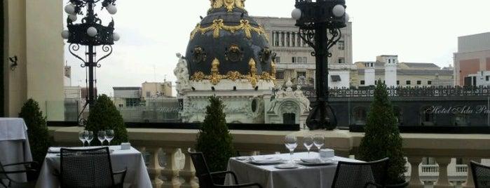 Terraza 360 Ada Palace Hotel is one of Anggi.