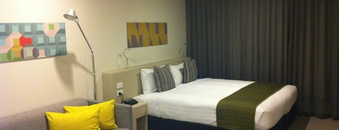Citadines on Bourke Melbourne is one of Hotel Asia.