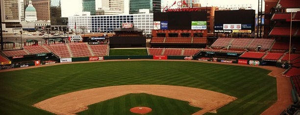 Busch Stadium is one of Best places to visit in St. Louis, MO  #visitUS.
