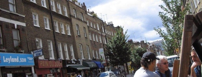 The Fitzrovia (Taylor Walker) is one of London as a local.