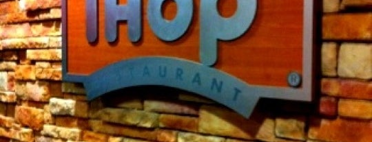 IHOP is one of Colonia Nápoles (Mexico City) Best Spots.