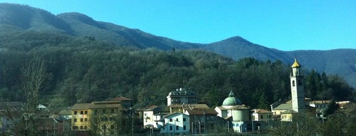 A7 - Uscita «Isola del Cantone» is one of A7 Milano-Genova.