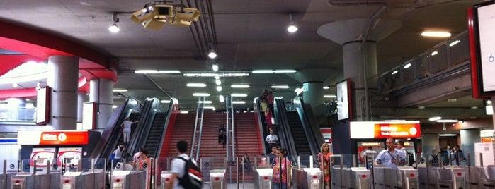 Metro Atocha Renfe is one of Terminais!.