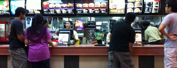 McDonald's & McCafé is one of Must-visit Food in Seri Kembangan.