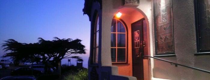 Moss Beach Distillery is one of Nor Cal Destinations.
