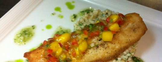 Meridian Restaurant & Bar is one of A foodie's paradise! ~ Indy.