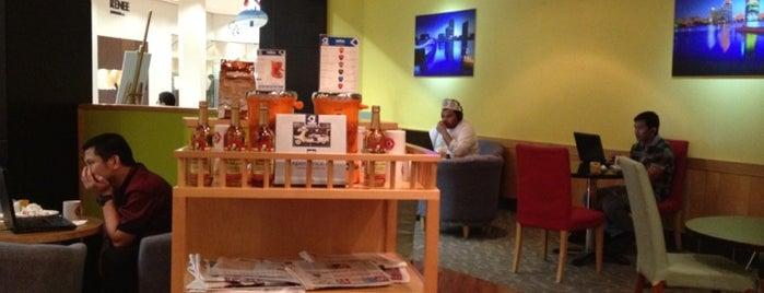 Grano Coffee is one of Dubai Food.