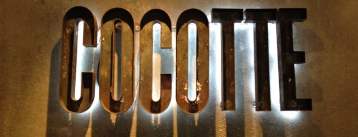 Cocotte (Communal-Restaurant-Bar) is one of Singapore Foodie.