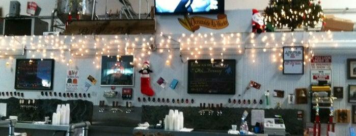 Oceanside Ale Works is one of Breweries - Southern CA.