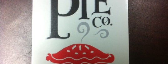 Centerville Pie Co. is one of Food Paradise.