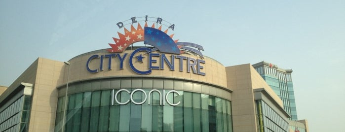 Deira City Centre is one of Dubai Food 6.