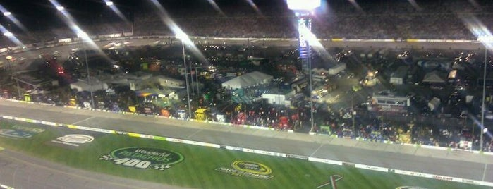 Richmond Raceway is one of Great Sport Locations Across United States.