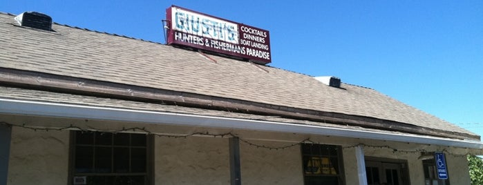 Giusti's Place is one of DINERS DRIVE-IN & DIVES 3.