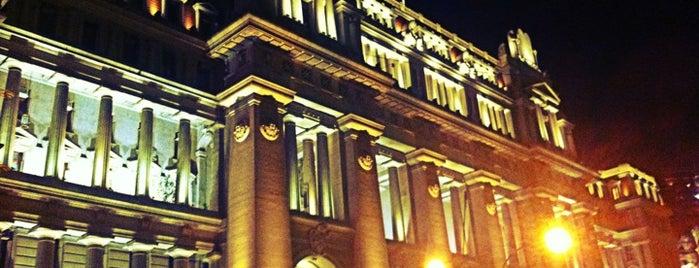 Palacio de Justicia de la Nación is one of Guide to Bs As's best spots.