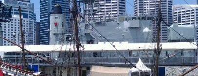 Australian National Maritime Museum is one of Around The World: SW Pacific.