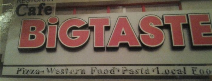 Big Taste is one of jalan2 cari makan seksyen 13 shah alam.