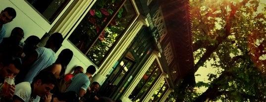 Rosa Bonheur is one of Paris East Village.