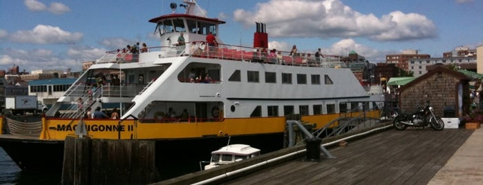 Casco Bay Lines is one of Awesome Stops in Portland, Maine #VisitUS.