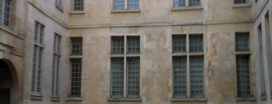 Musée Cognacq-Jay is one of Paris.