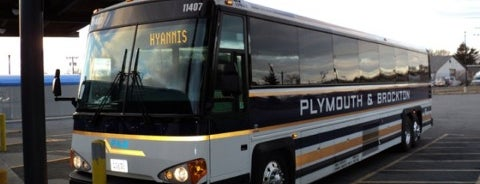 Plymouth & Brockton Bus Service is one of Provincetown.