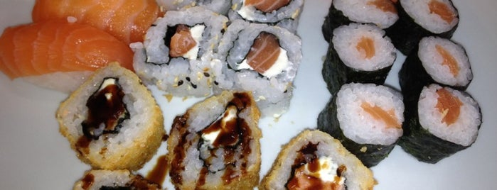 Bigger Sushi is one of Japoneses • Florianópolis.