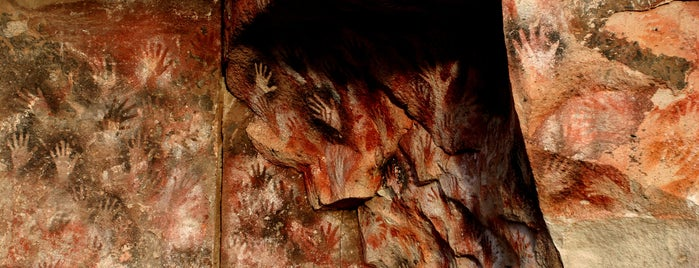 Cave of Hands of Pinturas River is one of Must ARG.