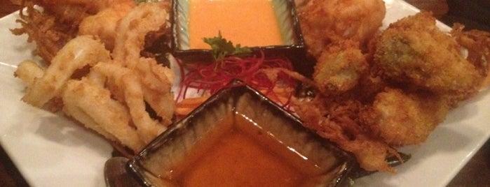L'Thai West Organic Cuisine and Wine Bar is one of Taste of Atlanta 2012.