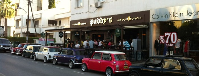 Paddy's Irish Restaurant & Pub is one of ...
