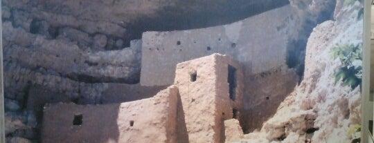 Montezuma's Castle is one of AZ Faves.
