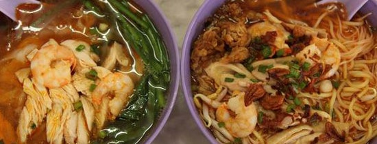 Loke Wooi Kee is one of Axian Food Adventures 阿贤贪吃路线.