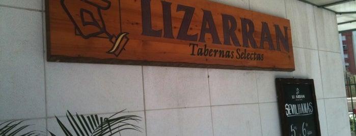 Lizarran is one of Restaurantes.