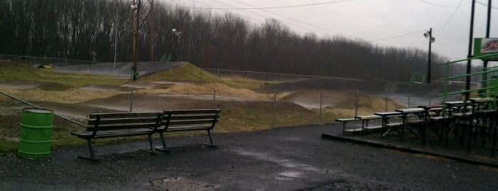 Riverside BMX Track is one of Cumberland, Maryland Must See & Do!.