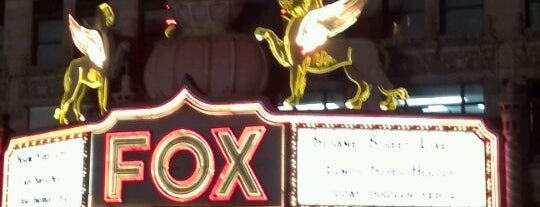 Fox Theatre is one of Bucket List Places.