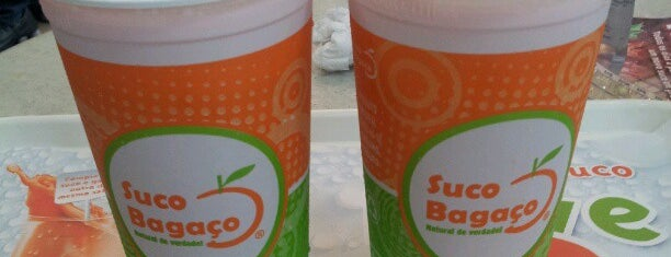 Suco Bagaço is one of conhecer.