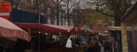 Kasteleinsmarkt / Marché du Châtelain is one of Some good spots in Bx..