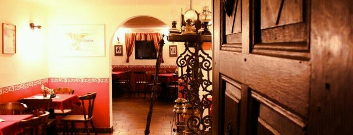 Vinárna Na Kapli is one of Místa v Napajedlích.