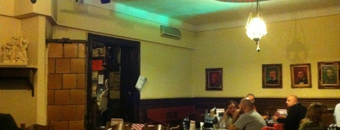 1. Slovak pub is one of 100 great bars - Lonely Planet 2011.