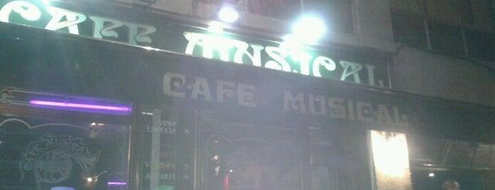Musical is one of Must-visit Nightlife Spots in Salamanca.