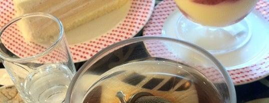 Vanilla Brasserie is one of All My Fav' Cafés<3.