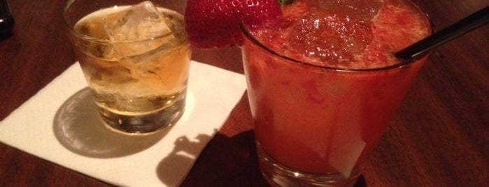 Black Market Liquor Bar is one of live to eat..